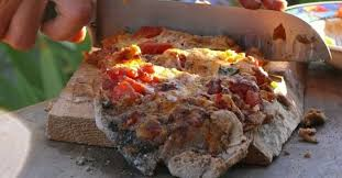 creating an inexpensive diy outdoor pizza oven wood fired cooking this is a