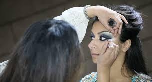 dramatic asian bridal makeup tutorial golden glittery cut crease raisa naushin subtle