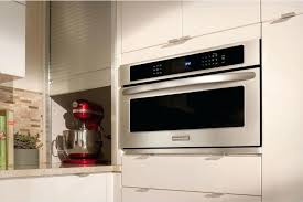 kitchenaid built in microwave feature kitchenaid 30 stainless steel built in microwave oven trim kit kitchenaid