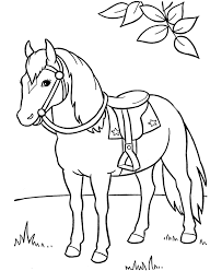 Horse Coloring Pages Adult Coloring Pages 6583 Icce Unescoorg
