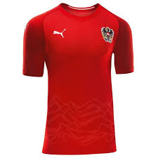 Puma Size Chart Football Shirt Puma Austria Home Shirt 2018