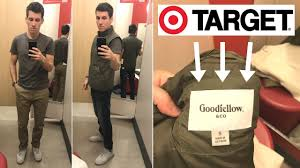 Goodfellow Co Thermal Pant Size Chart Targets New Clothing Brand For Men Goodfellow Co Review