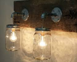 Primitive bathroom lighting Old Country Primitive Bathroom Lighting Fixtures Elegant Ball Mason Jar Lights These Will Go On Either Side Of Michele Nails Primitive Bathroom Lighting Fixtures Elegant Ball Mason Jar Lights