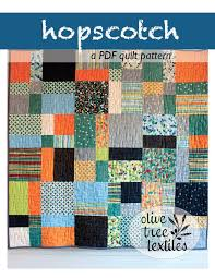 modern quilt patterns by olive tree textiles | Quilting / Sewing ... & modern quilt patterns by olive tree textiles Adamdwight.com