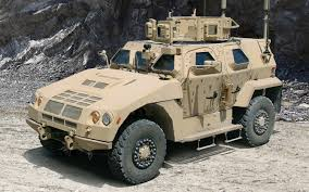 Navistar Defense, BAE Systems Compete to Build Next Humvee