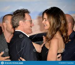 Betsy Brandt & Bryan Cranston Editorial Image - Image of famous, bryan:  166049010