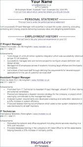 Sample Resume For Project Manager Position Project Manager Assistant