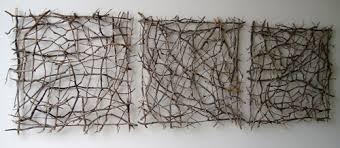 Small Picture Artist Paul Schick Organic Twig Sculpture Olander Garden Design