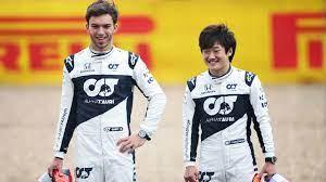 Pierre Gasly and Yuki Tsunoda retained by AlphaTauri for 2022