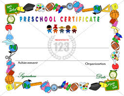 certificates of completion for kids templates clipart kid certificate pencil and in color templates