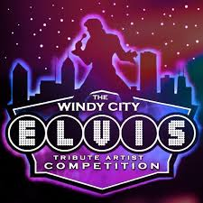 29 Windy City Elvis Competition At Arcada Theatre In St