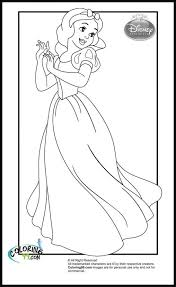 Small Picture Coloring Pages Disney Princesses Coloring Pages Disney Princess