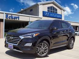 The 2021 hyundai tucson is the right sized suv that's a great fit for any occasion with an impressive balance of style and safety. 2021 Hyundai Tucson Ultimate Black Noir Pearl Ultimate 4dr Suv A Hyundai Tucson At Eckert Hyundai Denton Tx