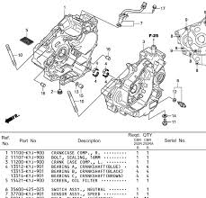 service manual vehicle speed sensor location honda cbr250r here you go part number 7