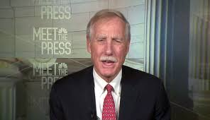 Sen. Angus King: Not enough evidence against Trump yet for impeachment