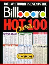 Billboard Chart December 2013 Billboard Hot 100 Charts The Sixties Joel Whitburn