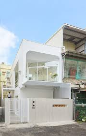 House With Shop Design Hao Design Converts 1980s Townhouse Into Furniture Shop And