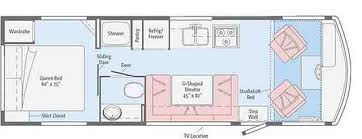 >wow new winnebago look is a classic replica winnebago floor plan tj s custom