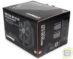 Обзор процессорного <b>кулера Noctua NH-U12S</b> chromax.black
