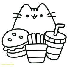 Cute Food Coloring Pages Printable 10241020 Attachment Lezincnyccom