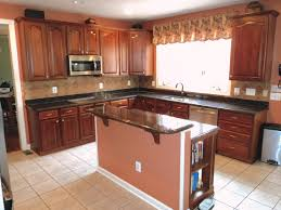 Kitchen Granite Counter Top L Chopra Tan Brown Granite Kitchen Countertop Granix Marble