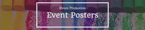 6 Elements To Consider When Designing Event Posters