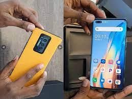 great smartphone Tecno Phantom X ...