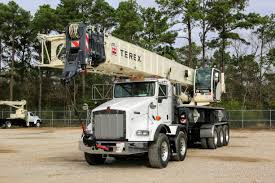 Craneworks Takes Delivery Of First Terex Crossover 8000 Boom