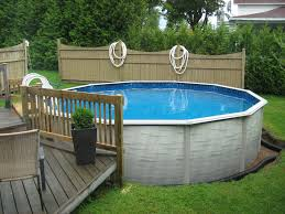 round above ground swimming pools. Contemporary Round Throughout Round Above Ground Swimming Pools D