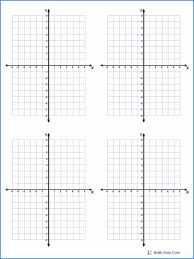 Coordinate Plane Worksheets Pdf Graph Paper From Source High School