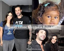 good news for all sunny leone fans out there sunny leone and daniel weber is following the trail of bollywood and hollywood stars who are adopting es