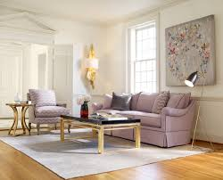 Wooden Chairs For Living Room Cynthia Rowley For Hooker Furniture Living Room Worth Exposed Wood