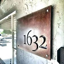 house number ideas address numbers ideas house number ideas decorative house number signs awesome best address house number