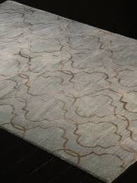modern lace hand tufted wool rug by bashian rugs at gilt