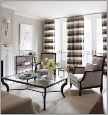 black cream and gold striped curtains