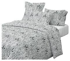 black and white batik cotton duvet cover traditional covers sets by indian full queen