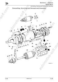 jcb 214 backhoe wiring diagram wiring diagram and schematic design jcb backhoe wiring schematics car diagram