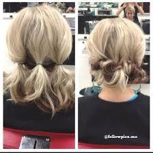 Coiffure Simple Cheveux Court Femme Fashionsneakersclub