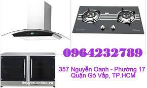 Chuyên phân phối sỉ và lẻ bếp gas âm bếp điện từ - máy hút mùi giá rẻ - Cơ  hội giao thương tại TP HCM - 25839510