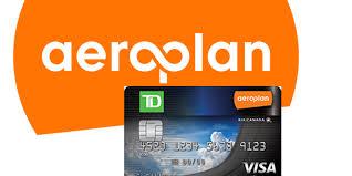 td aeroplan visa signature credit card
