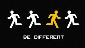 Resultado de imagem para seja diferente