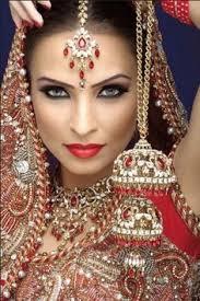 indian wedding makeup poster