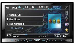 pioneer avh p4400bh dvd receiver at crutchfield com pioneer avh p4400bh front
