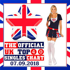 Va The Official Uk Top 40 Singles Chart 07 09 2018 2018