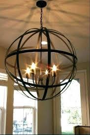 crystal and metal orb chandelier metal and crystal chandelier chandelier contemporary chandeliers metal globe chandelier globe