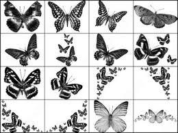 蝶ブラシ Photoshop のブラシ 無料素材イラストベクターのフリー