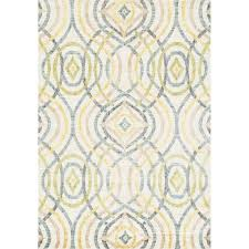 dazzling alexander home rugs remarkable decoration alexander home skye monet ivory multi rug 52 x 77 ivory