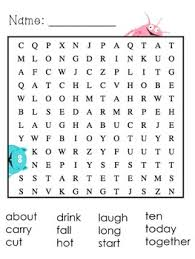 Third Grade Dolch Sight Words 3rd Grade Dolch Sight Words Barca Fontanacountryinn Com