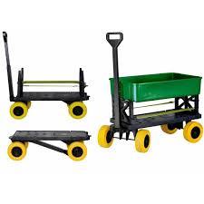 mighty max cart new garden utility dump