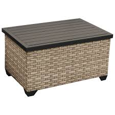 53 most exceptional large outdoor coffee table wicker ottoman coffee table black wicker coffee table adjule